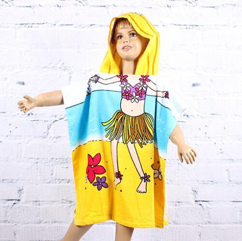 Kids Hooded Beach Towel Promotion Children s Hooded