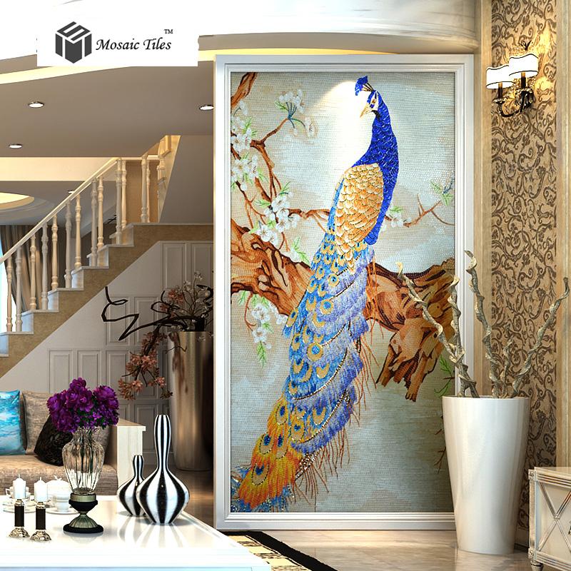 Online kopen wholesale handgemaakte geglazuurde tegels uit china handgemaakte geglazuurde tegels - Deco gemengde kamer ...