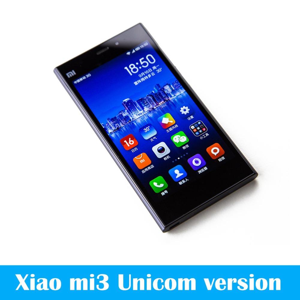 Мобильный телефон ! Xiaomi Mi3 3 Qualcomm 2 64 5/1080p 13 WCDMA 4.4 MIUI 6