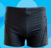 New 2015 Shark Swimming Trunks Men Spring Seasons Sharkskin Men's Swimming Swim Trunks Sport Shorts Classic Men Swimwear