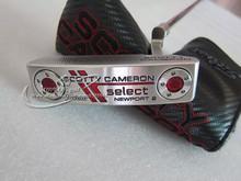 """Envío el ccsme de calidad superior CNC nuevo port2 Golf Putter + Headcover Putter 33 """" 34 """" o 35 """"(China (Mainland))"""