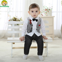 Avivababy Autumn Kids Sets All for Children Clothing and Accessories Clothing White Suits for Child Fashion Crianca Baby Things
