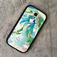 Anime Cartoon Date A Live Yoshino Soft Case Cover For Samsung Galaxy I9300