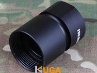 BD SMR Super Modiler Rail G Style Ring Barrel Nut for Umarex / VFC 416 BD0687B free shipping