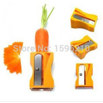 Carotte éplucheur concombre trancheuse. cutter. parer couteau crayon style de cuisine outils de fruits zesters ustensiles de cuisine