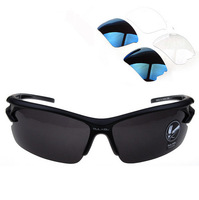 wholesale outlets sunglasses  upgrades style Three lenses men outdoor riding glasses wind-proof  3105