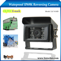 12V DC watperoof car rear view camera for truck