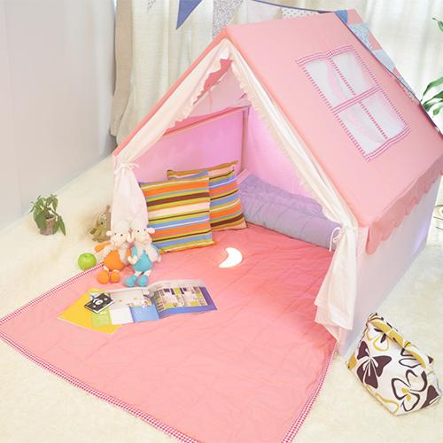 Палатка для детей игровая своими руками