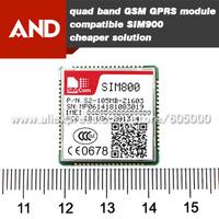 Free shipping Newest SIM800 module, SMT GSM GPRS Bluetooth module,SIM800