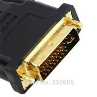 DVI Male to HDMI Female M-F HDMI DVI Adapter Converter convertor For HDTV