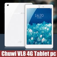 Original Chuwi VL8 4G LTE 64Bit tablet pc 8inch IPS 1920X1200  2GB RAM 16Gb ROM OCta Core 5.0MP camera 3G 2G sim Wifi