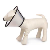 Pet Dog Collar Anti-scratching Cats Collar Beauty Tools Dull Polish Plastic Pet Anti-bite Head General  Prevention Ring Circle