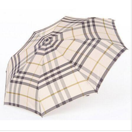 High quality three fold umbrellas for rain Automatic umbrella parasol London umbrella(China (Mainland))