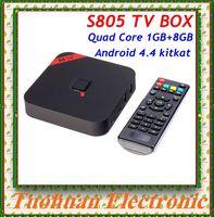 2015 Original MXQ TV BOX MX Amlogic S805 Quad Core Android 4.4 Kitkat 4K 1GB/8GB XBMC WIFI Airplay Miracast Free Shipping