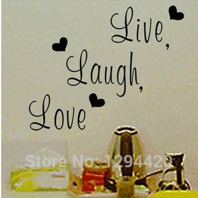 live laugh love 3d - photo #15