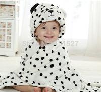 Hooded Animal Modeling Baby Bathrobe/Cartoon Baby Towel