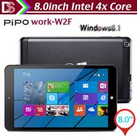 Original PIPO W2F Windows8.1 Quad Core 8 inch IPS Tablet PC Intel Baytrail T Z3735F 2GB RAM 32GB ROM Bluetooth WIFI