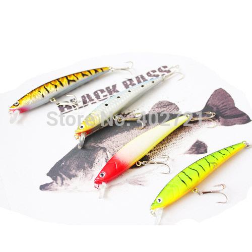 Приманка для рыбалки 4pcs/10.2g 105 10.2g 105mm