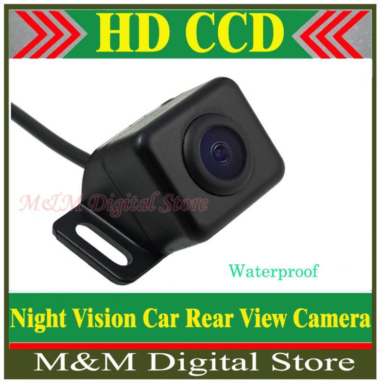 Vehicle Color View Max 170 Angle Backup Camera Car Rear Camera Reverse Camera Car Rearview rear view Camera Free shipping(China (Mainland))