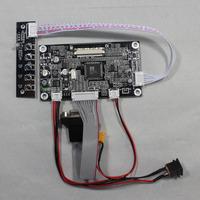 VGA+AV Lcd Controller board KYV-N2 V6 work fro 5inch ZJ050NA-08C  640*480 lcd