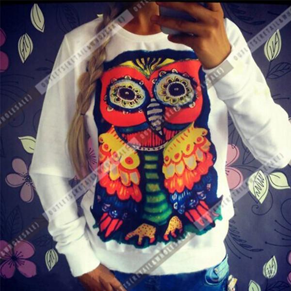 цены на Женские толстовки и Кофты Women hoody vestidos 2015 blusas femininas LJ931QAF в интернет-магазинах