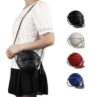 New Arrival Women Korean Tassels Chain Shoulder Bag Lady Messenger Bags Handbags Mini Packet Free Shipping