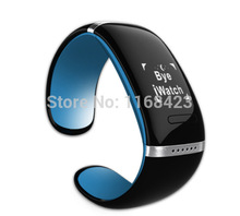Smart Wristband L12S OLED Bluetooth 3.0 Bracelet Wrist Watch Design for IOS iPhone Samsung & Android Phones Wearable Electronic