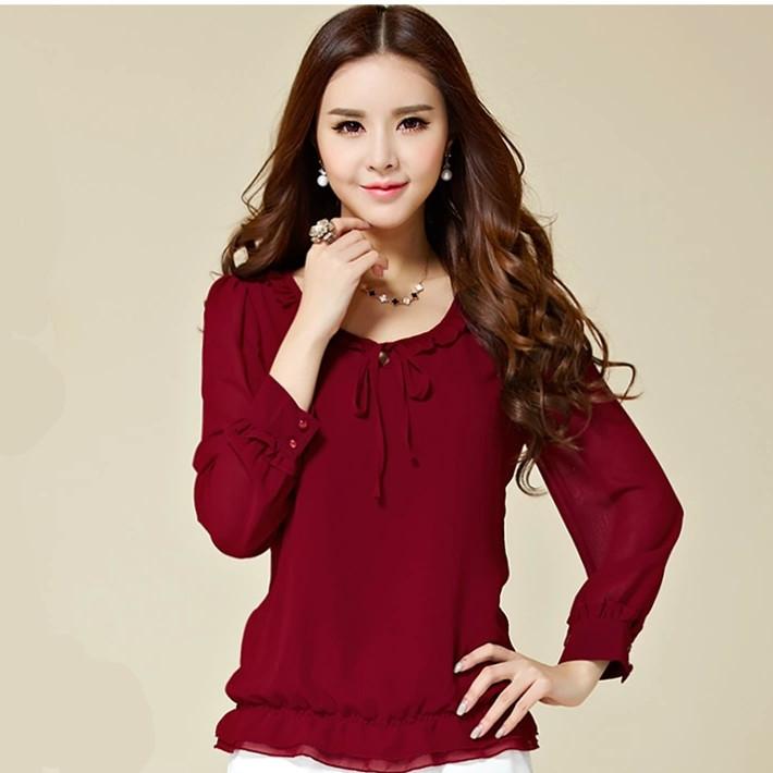 Женские блузки и Рубашки New Brand blusas femininas 2015 xxxl blusa 00 женские блузки и рубашки cool fashion 16 s xxxl t blusas femininas tc0099