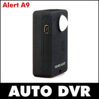 Wireless GSM Alarm System PIR Infrared Sensor Motion Detector Anti-theft PIR MP. Alert A9 Infrared GSM Alarm