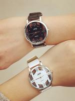 Hot Sale Minimalism Design Transparent Men Women Fashion Quartz Watch Casual Wristwatch Hollow Dress Watch Relogio Clock