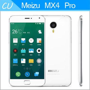 """Оригинальный Meizu MX4 Pro 4 г LTE мобильный телефон MTK6595 Octa ядро 5.5 """" экран 3 ГБ оперативной памяти 32 ГБ ROM NFC OTG GPS сотовые телефоны 20.7MP камеры"""