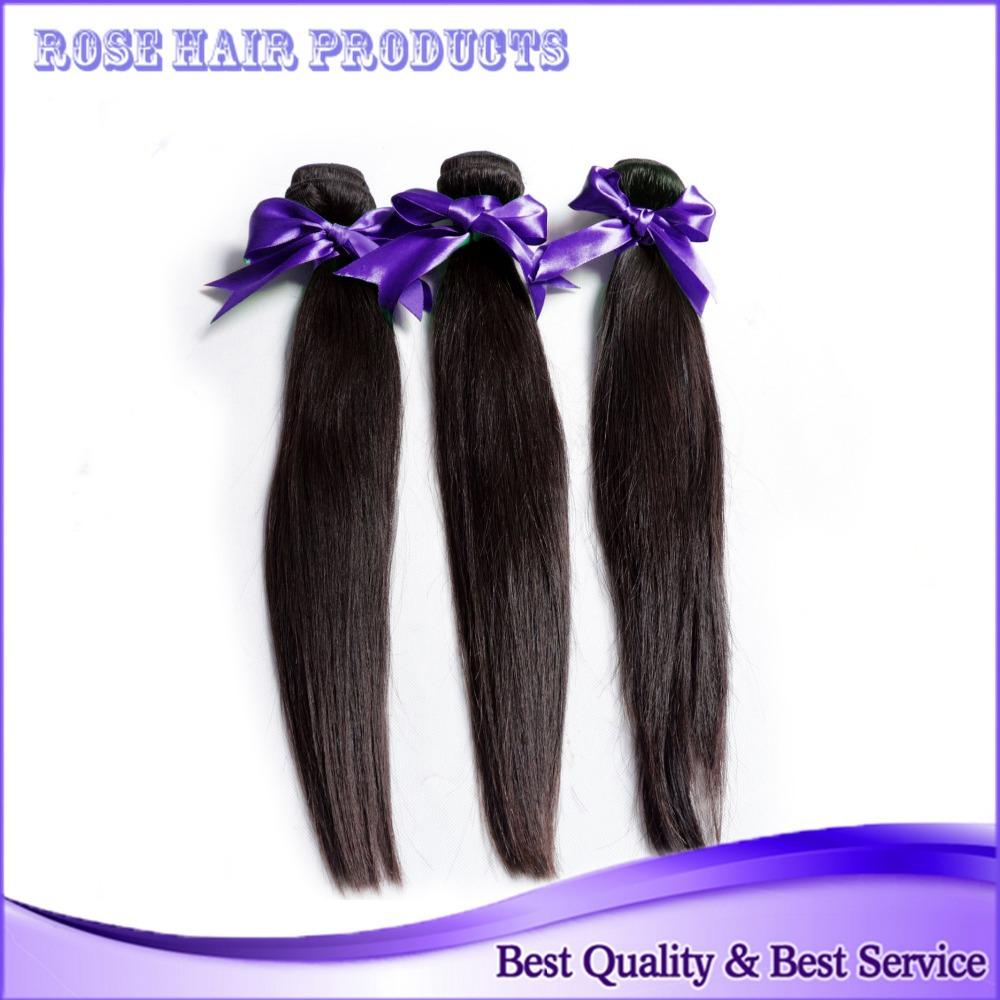 Straight Brazilian Hair Bundle Deals 53