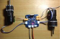 DC servo intelligent PID driver module 2 Faulhaber motors encoder closed-loop control usb/serial /I2C port  control