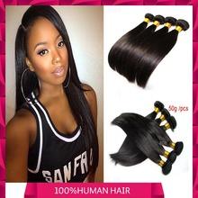 منتجات الشعر روزا 50g 100% مستقيم الماليزية عذراء الشعر غير المجهزة شعرة الإنسان الماليزية عذراء الشعر الماليزية