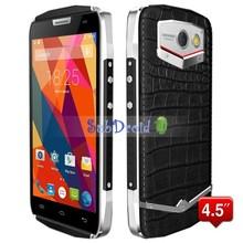 """En Stock Doogee DG700 TITANS2 4.5 """" IPS OGS MTK6582 Quad Core Android 5.0 5 3 G cellulaire téléphones mobiles 8MP CAM 1 GB + 8 GB téléphone robuste(China (Mainland))"""