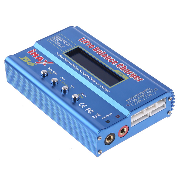 IMAX B6 Lipo MIMH Battery Balance Charger Digital Charger for RC Helicopter toys RC Part(China (Mainland))