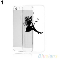 Ultra Thin Transparent Clear Case Cover Skin For Apple iPhone 5 5S 6 & 6 Plus 2KUD