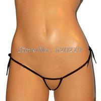 Women sheer open crotch bandage Extreme hot Sexy Exotic Lingerie Underwear Panties mini Micro Bikini G-Strings Thongs plus size
