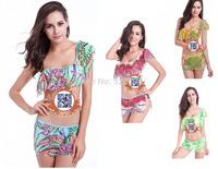 Free Shipping 2015 Summer Sexy Women Swimming Suit, Lady's  Swimwear Swimming Bikini Suit.4 color to choose,S-XXL