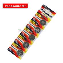 100pcs lot For Panasonic CR2032 3V Li ion battery Button battery cr2032 batteries for shipping