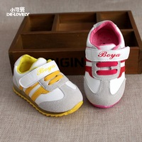 2015 spring and autumn baby toddler soft outsole shoes single shoes slip-resistant sport shoes 1 - 3 years old infant outdoor