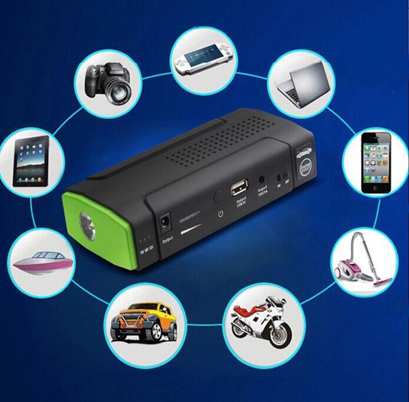 Автомобильный аккумулятор LUNDA 30000mAh Multi Starthilfe