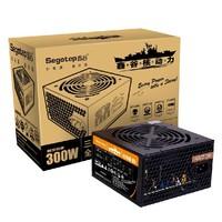 Segotep nuclear power - cruiser C5 desktop computer PC power supply rated 300W peak power 400W Silent Power fuente de poder