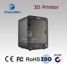 CE, FCC, RoHS Createbot Desktop Mini 3D Printer