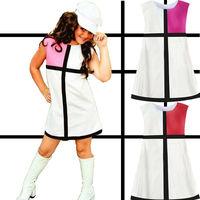1-8 years Vestir Child Of Party Baby 2014 Girls Summer Cowboy Dress Deep Wave Vestidos  Bebe Princess  Costume girl dress
