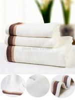 wholesale 3pcs bamboo fiber face toalhas de banho adulto compressed travel towel salon hair bath towel set for adults