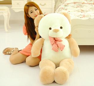 High Quality Big Plush Teddy Bear, Stuffed Animals & Plush Toy, Plush Bear Doll For Valentine's Day / Christmas / birthday gift(China (Mainland))