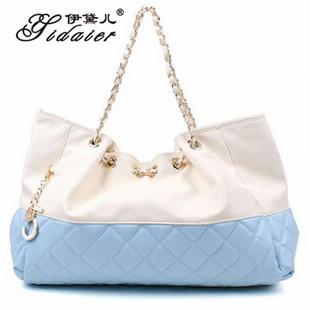 New Organizer Chains Bags Summer Women Designer Handbags High Quality Bolsas Kippling 2015 Pu Leather Korss Ladies Shoulder Bags(China (Mainland))