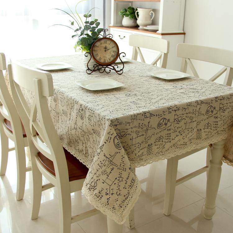2015 European linen tablecloth table cloth towel cover coffee table coffee table cloth tablecloth desk(China (Mainland))