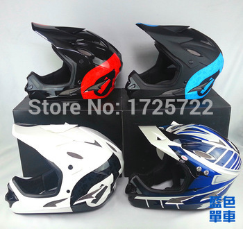661 sixsixone bell AM FR DH Downhill mtb cycling bike bicycle full face helmet off-road motorcycle helmet automobile race helmet(China (Mainland))